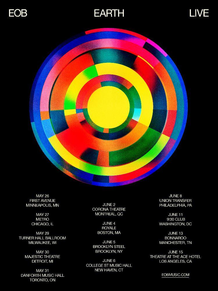 RADIOHEAD'S ED O'BRIEN ANNOUNCES NORTH AMERICAN TOUR