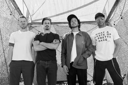 Rage Against The Machine Have Announced A Worldwide Headline Tour