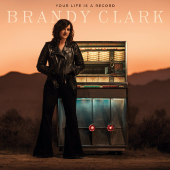 "Brandy Clark's ""Love is a Fire"" music video premieres at CMT"