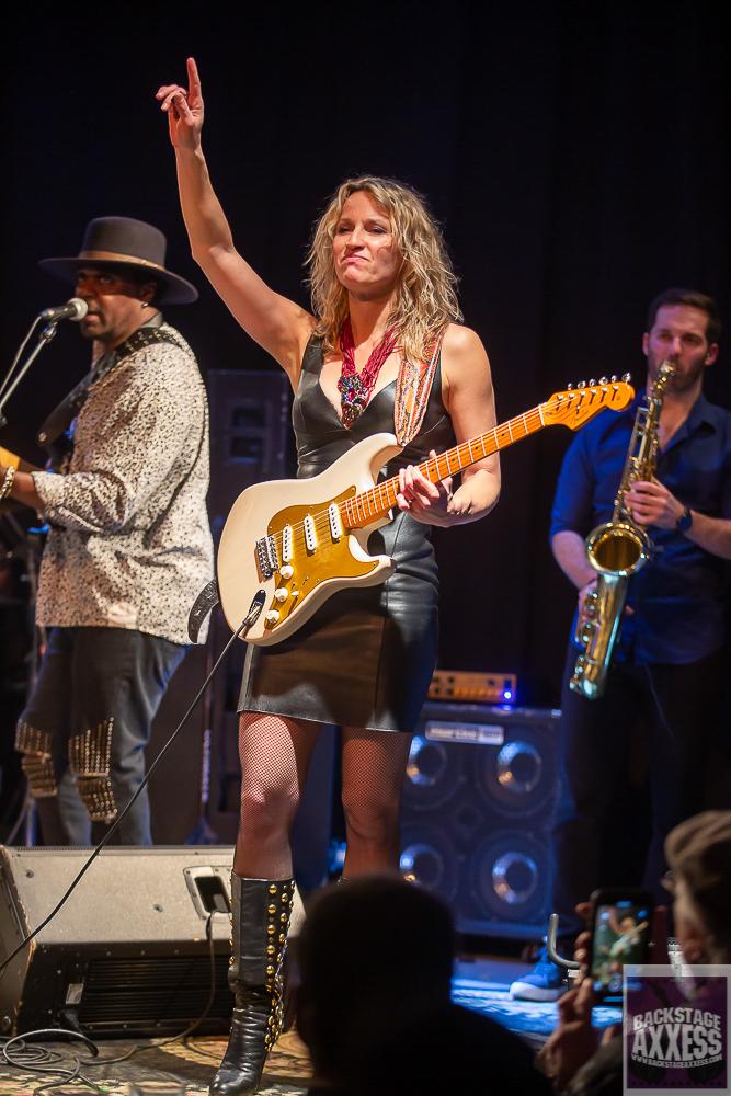 Ana Popovic @ Tralf Music Hall Buffalo, NY 3-27-20