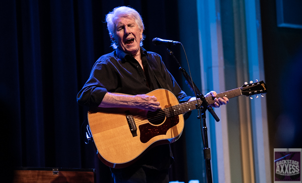 Graham Nash @ Asbury Hall Buffalo, NY 3-8-20