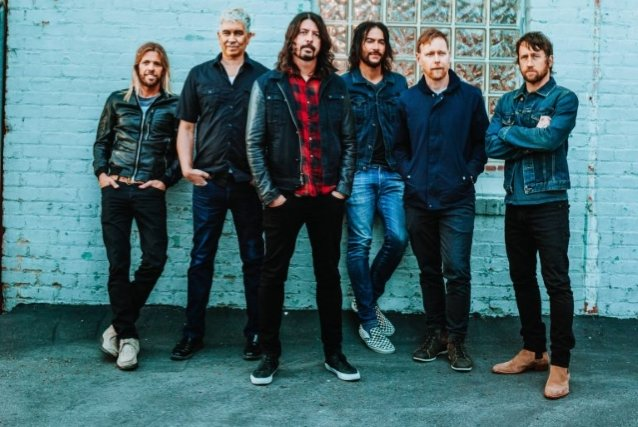 MESSAGE FROM DAVE GROHL Re: FOO FIGHTERS VAN TOUR 2020 DATES POSTPONED