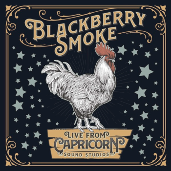 """Blackberry Smoke's new """"Live From Capricorn Sound Studios"""" EP out June 19, """"Midnight Rider"""" premieres today at Relix"""