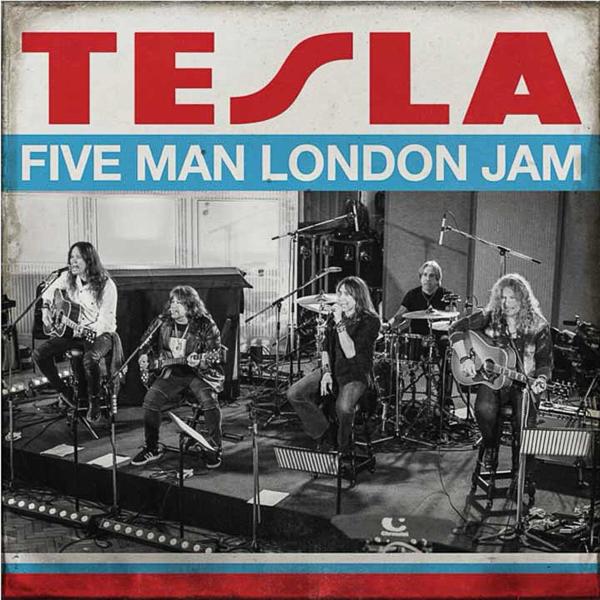 "Tesla ""Five Man London Jam"""