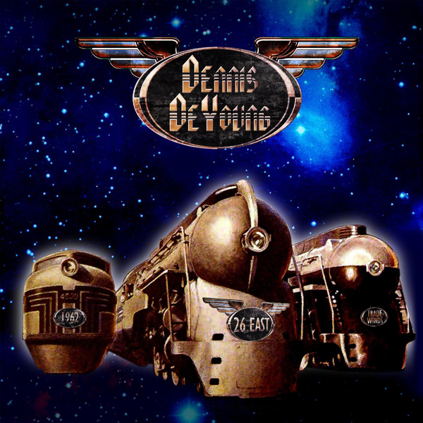"Dennis DeYoung's New Album  ""26 East, Vol. 1."" Out Today on Frontiers Music Srl"