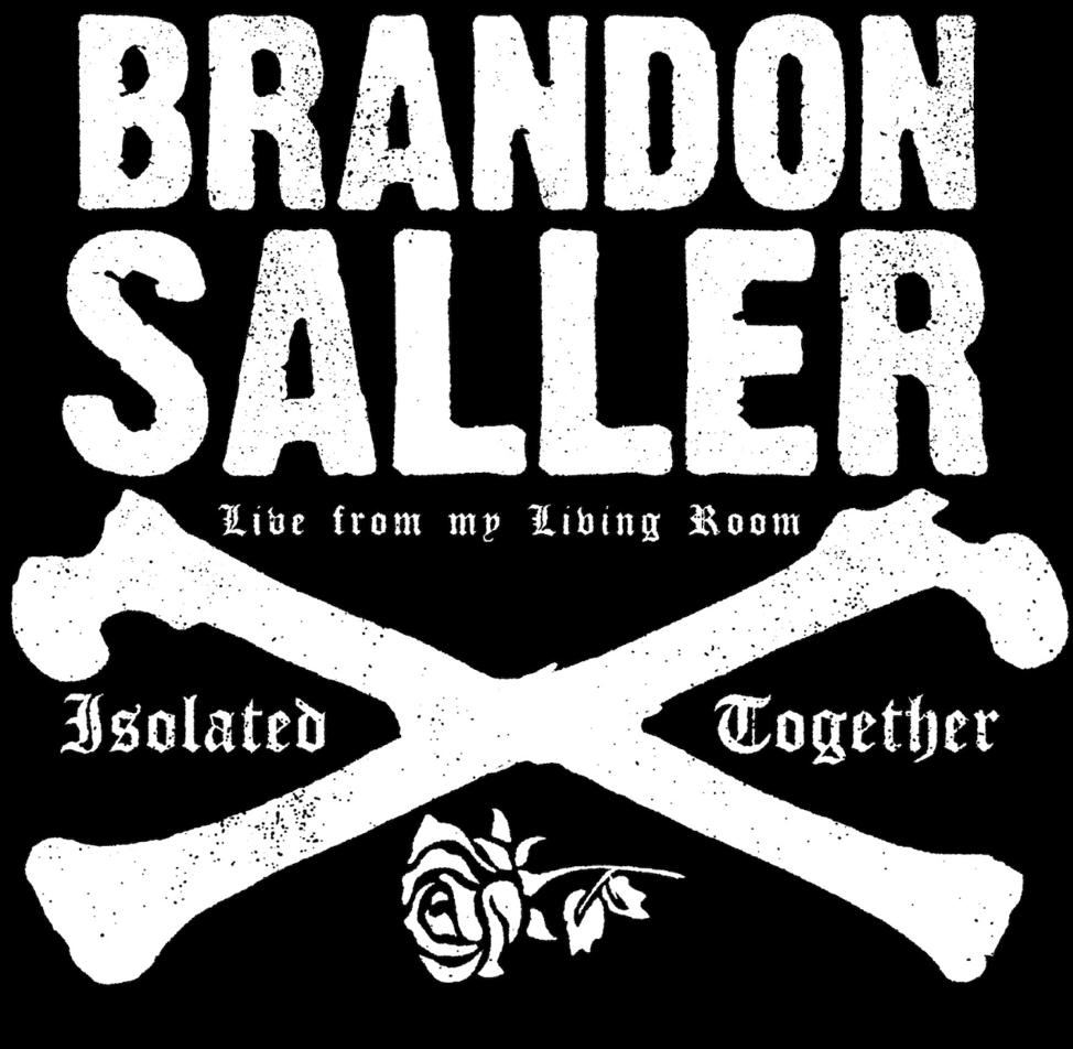 Atreyu's Brandon Saller Set For Living Room Show on 5/22