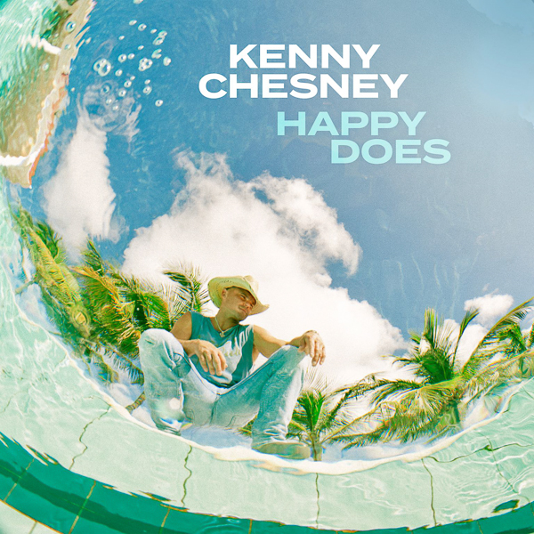 """KENNY CHESNEY RETURNS WITH """"HAPPY DOES"""""""
