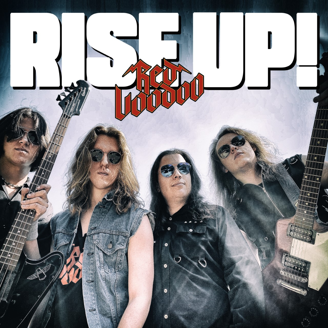 """RED VOODOO RELEASE DEBUT SONG, """"RISE UP!,"""" PRODUCED BY TESLA'S FRANK HANNON"""