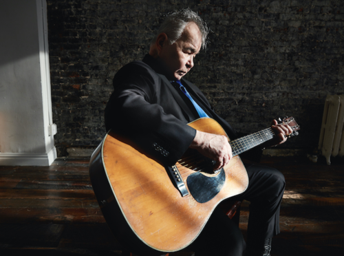 "JOHN PRINE'S LAST RECORDED SONG ""I REMEMBER EVERYTHING"" OUT TODAY"