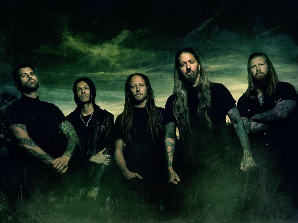 "DEVILDRIVER Reveal Menacing Second Single ""Iona"" + Eerie Music Video"