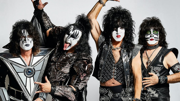 KISS ANNOUNCE RESCHEDULED EUROPEAN TOUR DATES FOR 2021