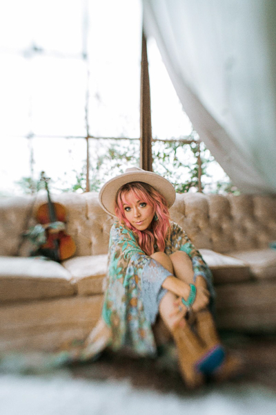 Lindsey Stirling Announces Charity Outreach Program