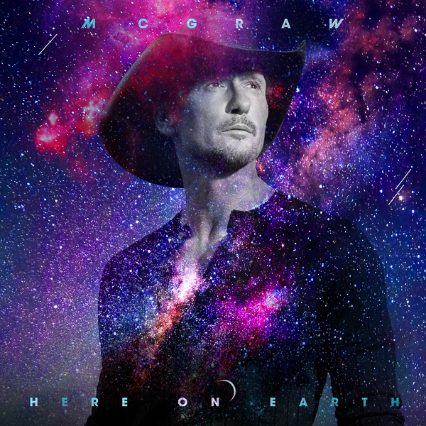 TIM MCGRAW ANNOUNCES FIRST SOLO ALBUM IN FIVE YEARS: HERE ON EARTH – DUE AUGUST 21