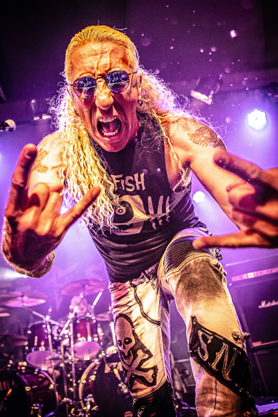 """Heavy Metal Icon DEE SNIDER to Release """"For The Love of Metal Live"""" Album & DVD/Blu-Ray"""