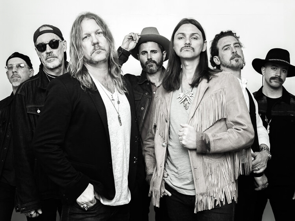 "THE ALLMAN BETTS BAND RELEASE OFFICIAL MUSIC VIDEO FOR ""PALE HORSE RIDER"""
