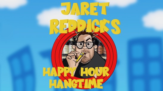 Bowling For Soup Frontman Jaret Reddick Announces Happy Hour Hangtime Online Show Series In Partnership With Veeps