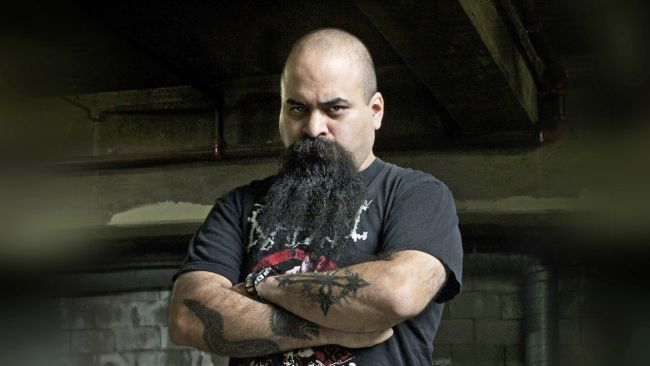 Tony Campos (Static-X) Interview