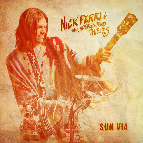 Nick Perri & The Underground Thieves Amp Up 'Feeling Good' with Music Video, Radio Campaigns, and Tour Dates