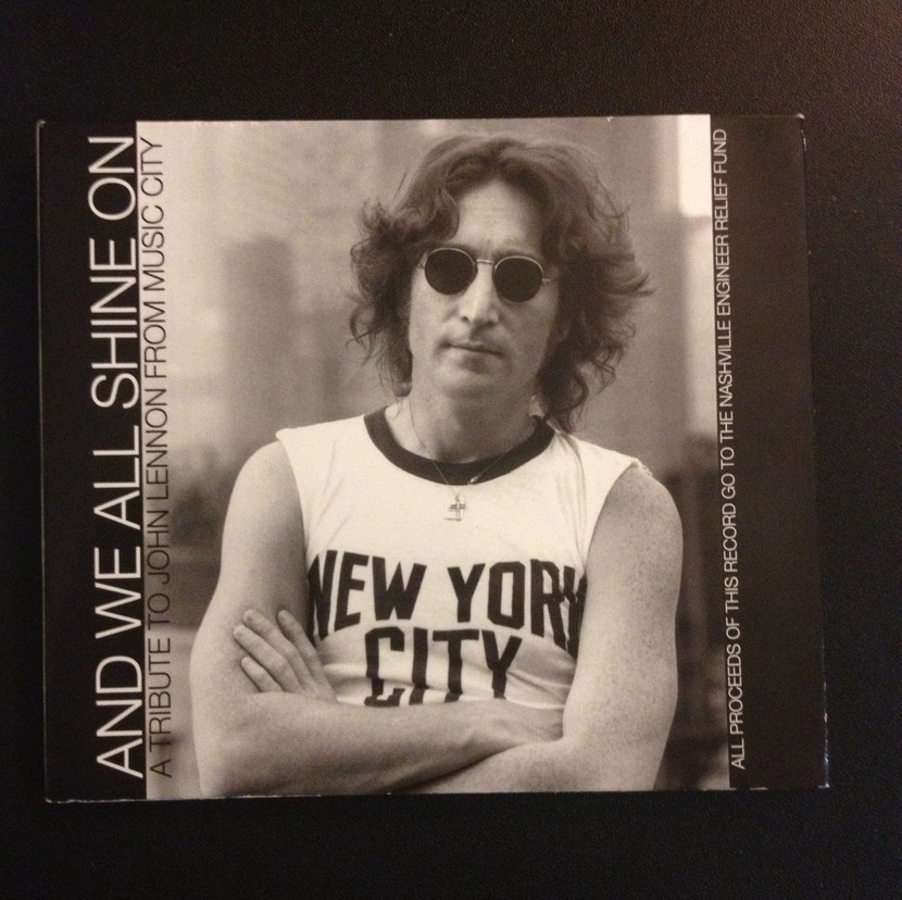 Yoko Ono Grants Nashville Charity Rights to Reissue John Lennon Tribute Album We All Shine On To Aid Nashville Engineers During COVID