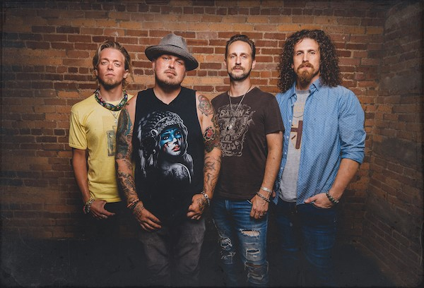 BLACK STONE CHERRY AND MASCOT RECORDS ANNOUNCE RELEASE OF BAND'S SEVENTH STUDIO ALBUM 'THE HUMAN CONDITION' ON OCTOBER 30