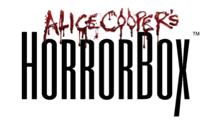 Godfather of Shock Rock Alice Cooper Partners with Fitz Games to launch HorrorBox