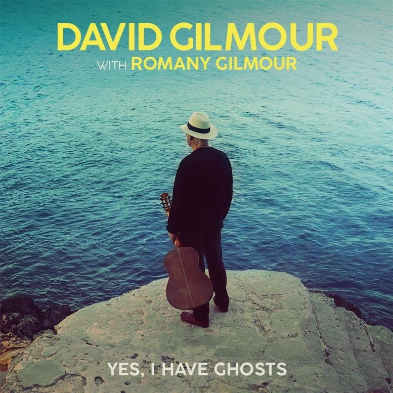 """DAVID GILMOUR  'YES, I HAVE GHOSTS'  LIMTED EDITION RSD BLACK FRIDAY 7"""" SINGLE TO BE RELEASED NOVEMBER 27, 2020"""
