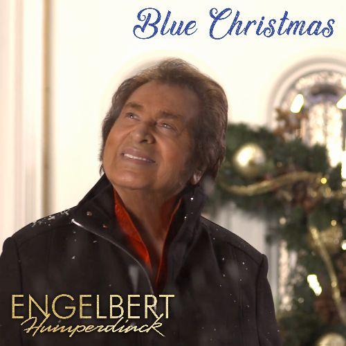 "ENGELBERT HUMPERDINCK announces surprise release of ""Blue Christmas"""