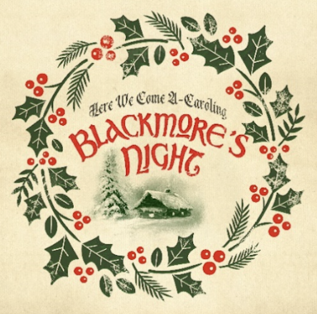 Blackmore's Night Release Brand New Holiday EP Today!