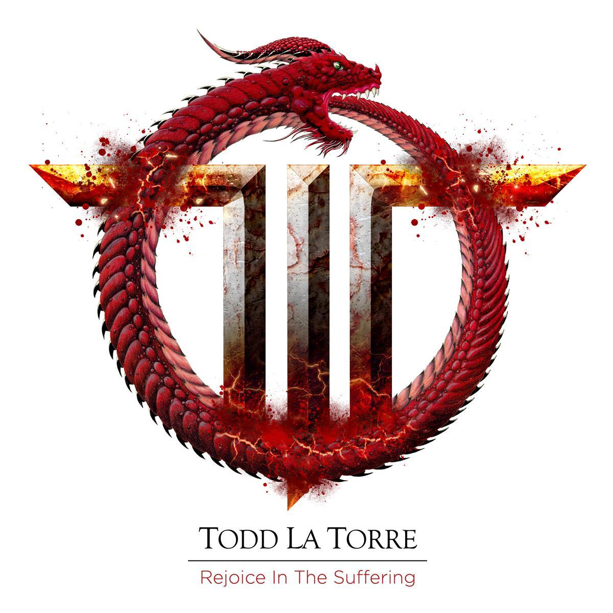 QUEENSRŸCHE FRONTMAN TODD LA TORRE TO RELEASE SOLO ALBUM