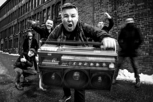 "Dropkick Murphys' New Album 'Turn Up That Dial"" Out April 30; ""Middle Finger"" Single Out Now"