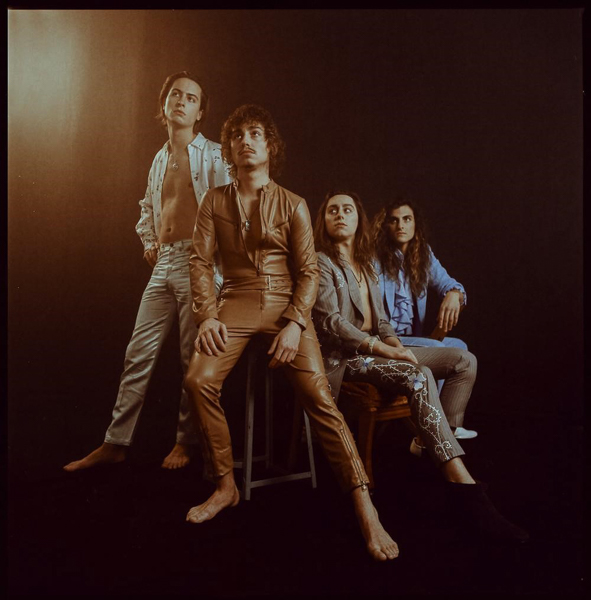 "GRETA VAN FLEET SHARES  ETHEREAL NEW MUSIC VIDEO, ""HEAT ABOVE"""