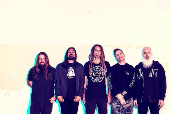 """LAMB OF GOD Premieres Video for """"Ghost Shaped People"""" from Deluxe Version of Critically Acclaimed Self-Titled"""