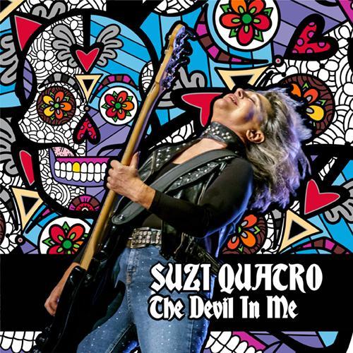 """SUZI QUATRO Releases Title Track for New Studio Album """"The Devil In Me"""" – Out March 26th"""
