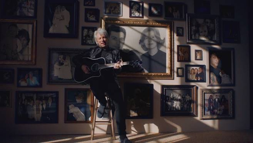 "BON JOVI RELEASE NEW VIDEO FOR SINGLE ""STORY OF LOVE"""