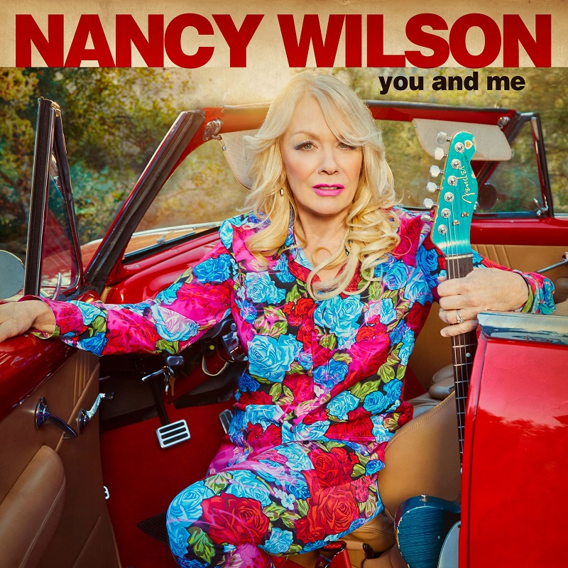 Nancy Wilson unveils track listing for upcoming solo album
