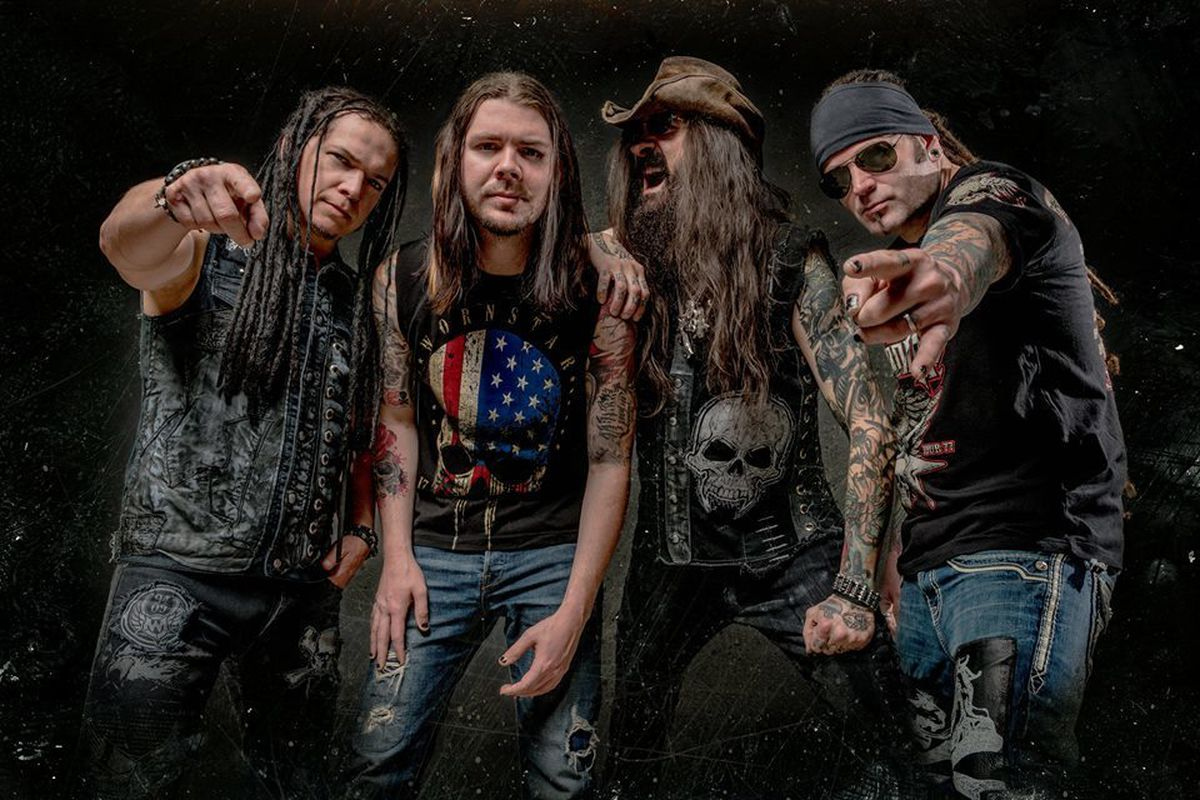 'Live From Las Vegas' Presents: SALIVA – Livestream Concert Performing Their Upcoming EP 'Every Twenty Years'