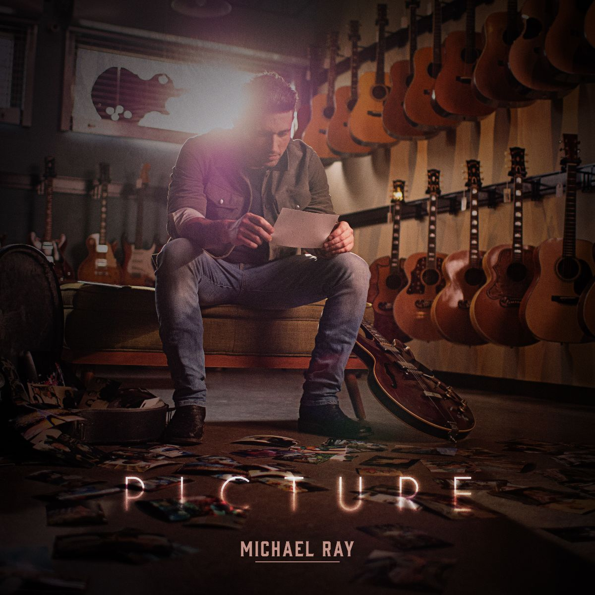 """Michael Ray to Release Autobiographical Track """"Picture"""" This Friday, 5/7"""