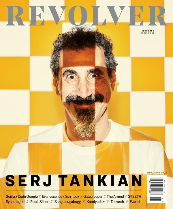 "Serj Tankian Releases ""Rumi"" Video; Elasticity Vinyl Available Now"