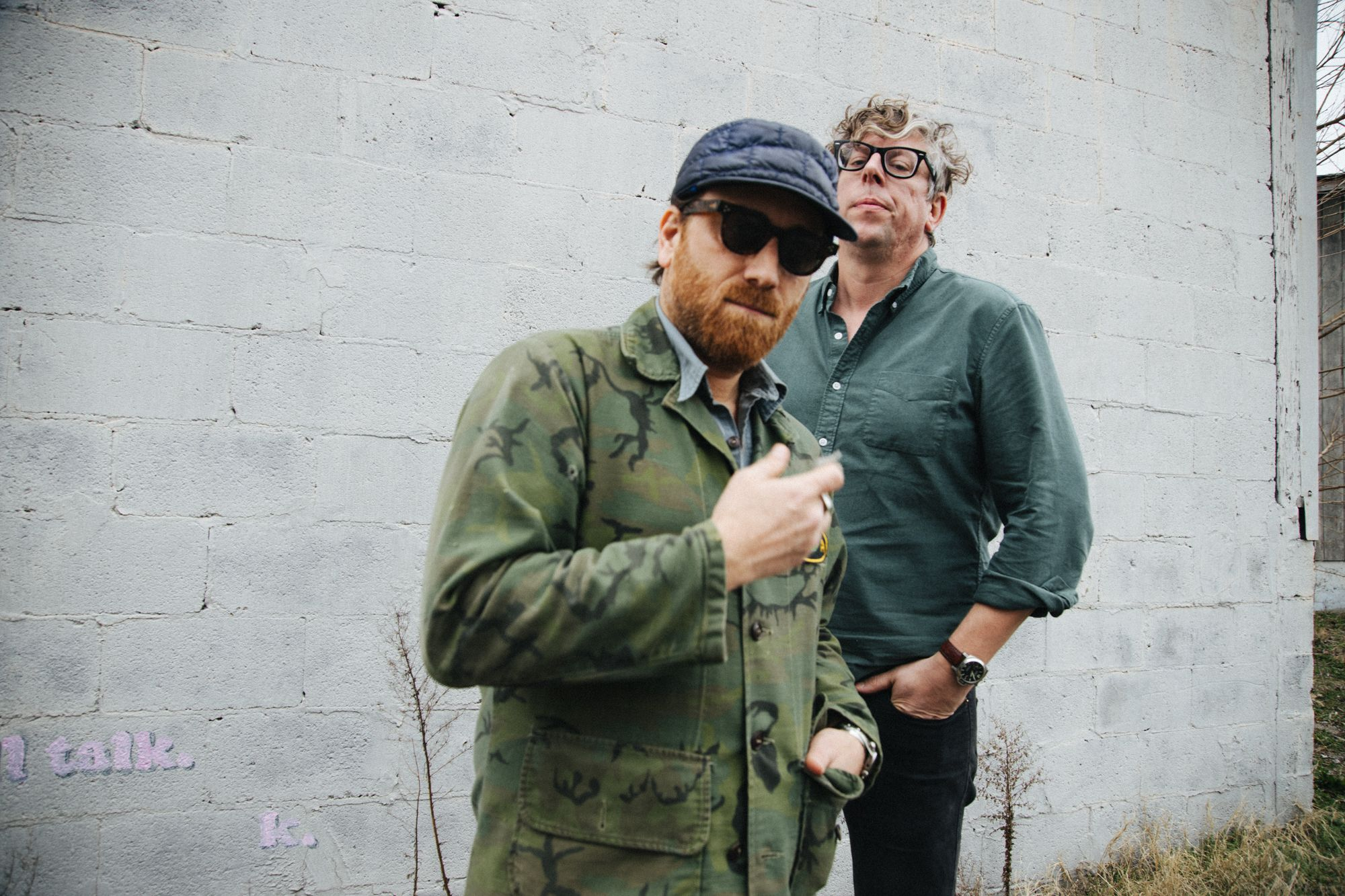 """The Black Keys Share New Song """"Going Down South"""""""