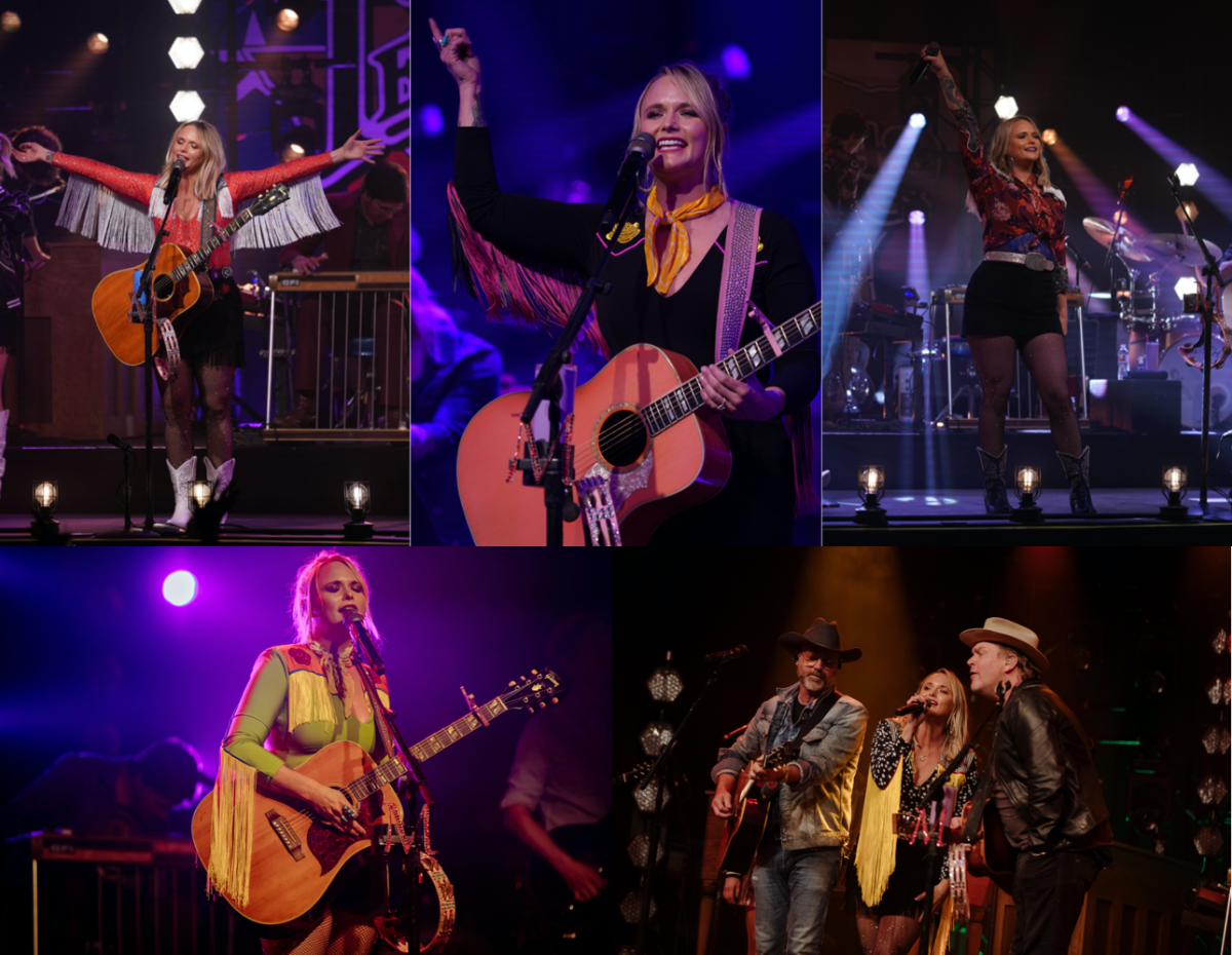 "Miranda Lambert Wraps Sold-Out Billy Bob's Texas Run Ahead of ""The Marfa Tapes,"" Out This Friday 5/7"