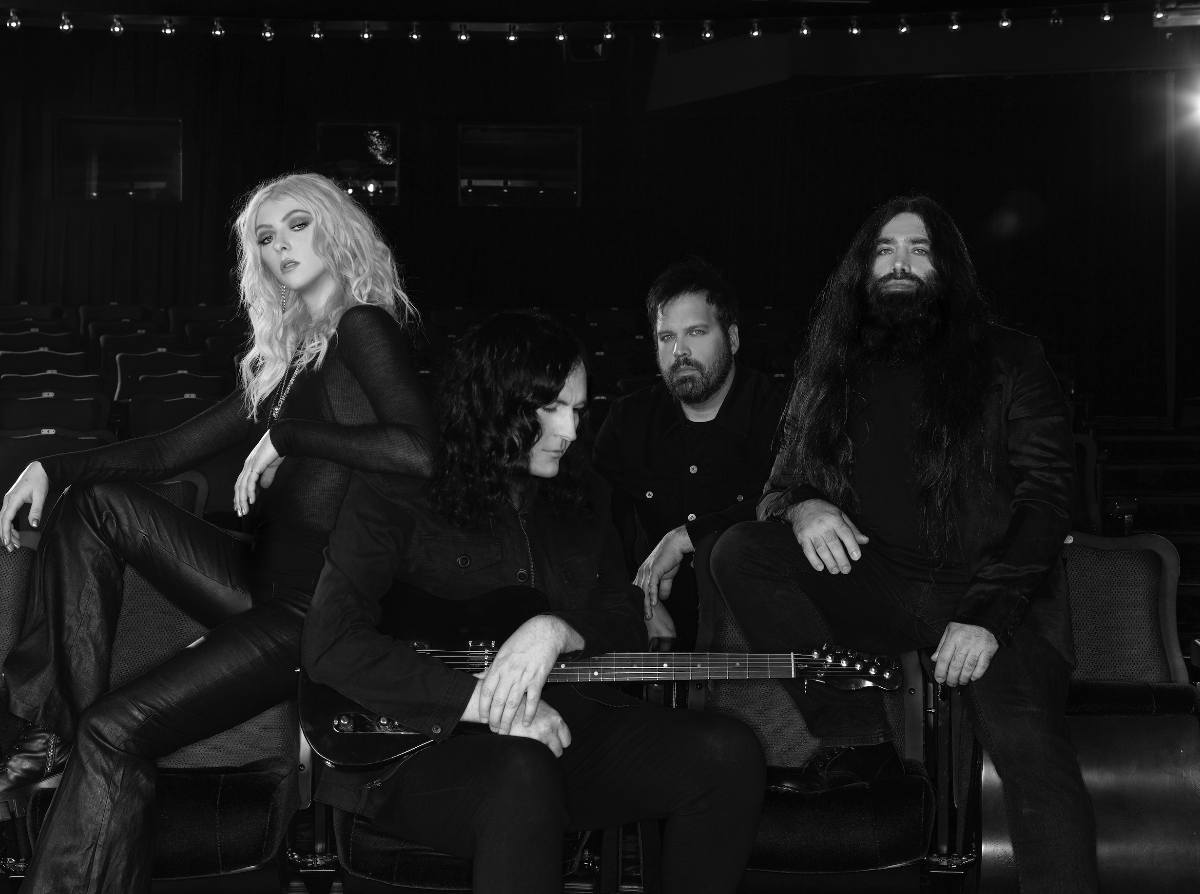"""The Pretty Reckless Share """"Only Love Can Save Me Now"""" (Feat. Matt Cameron + Kim Thayil) Video At Rolling Stone"""