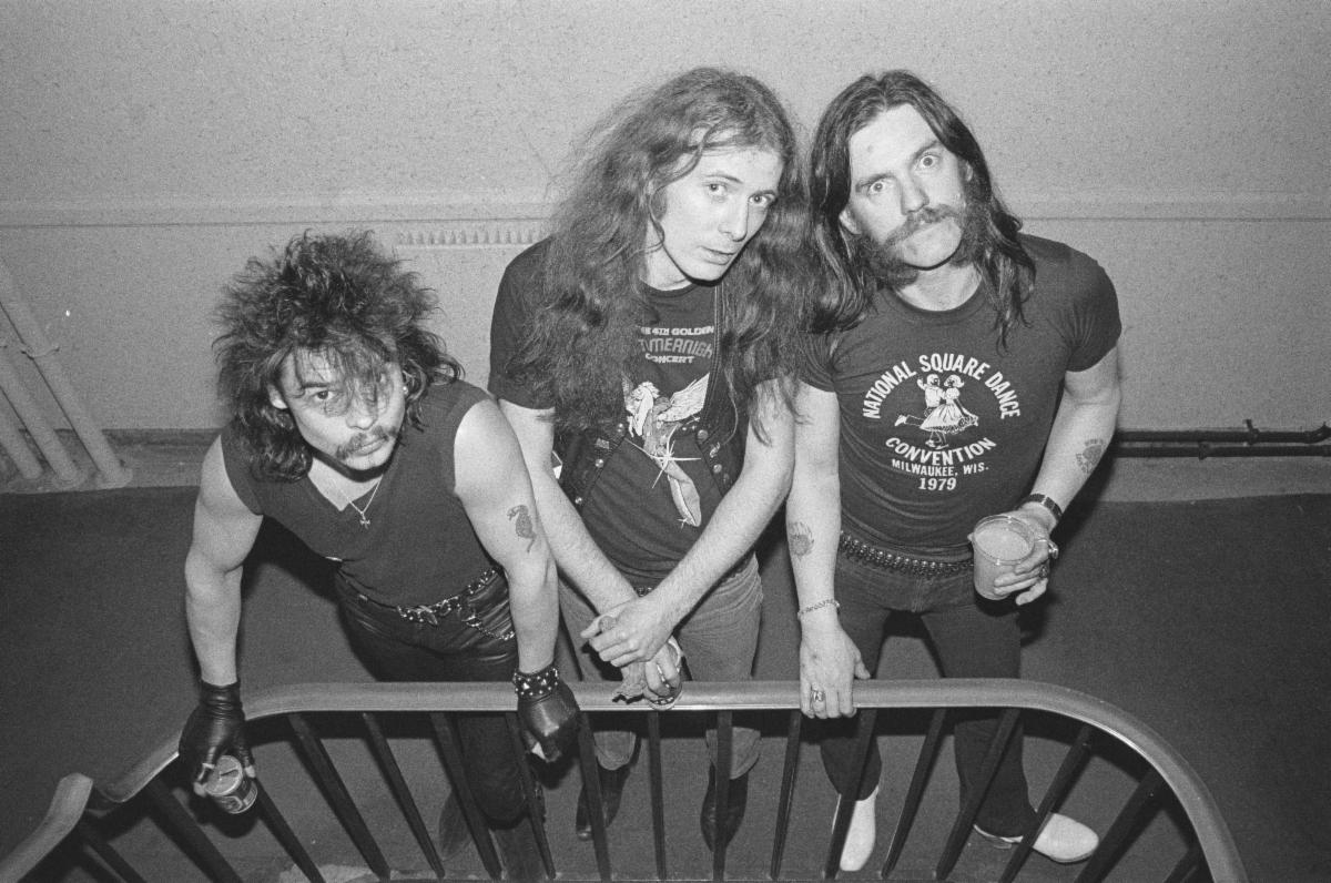 """MOTÖRHEAD Reveal a Previously Unreleased, Sound Check of """"Stay Clean"""" Recorded on the No Sleep '81 Tour"""