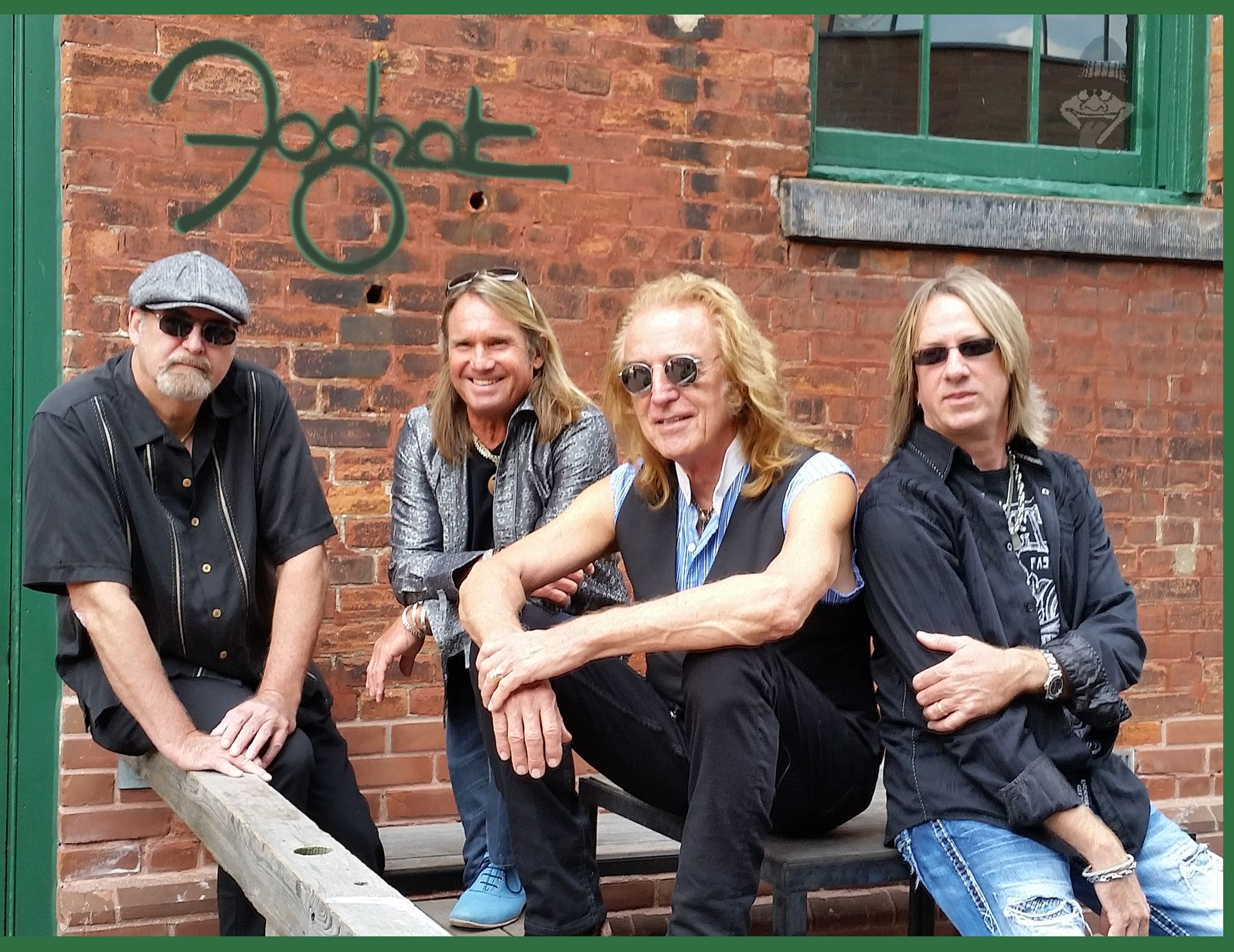 FOGHAT Celebrates 50th Anniversary With Release Of Latest Live Album, '8 Days On The Road,' On July 16 Via Foghat Records, Distributed By Select-O-Hits