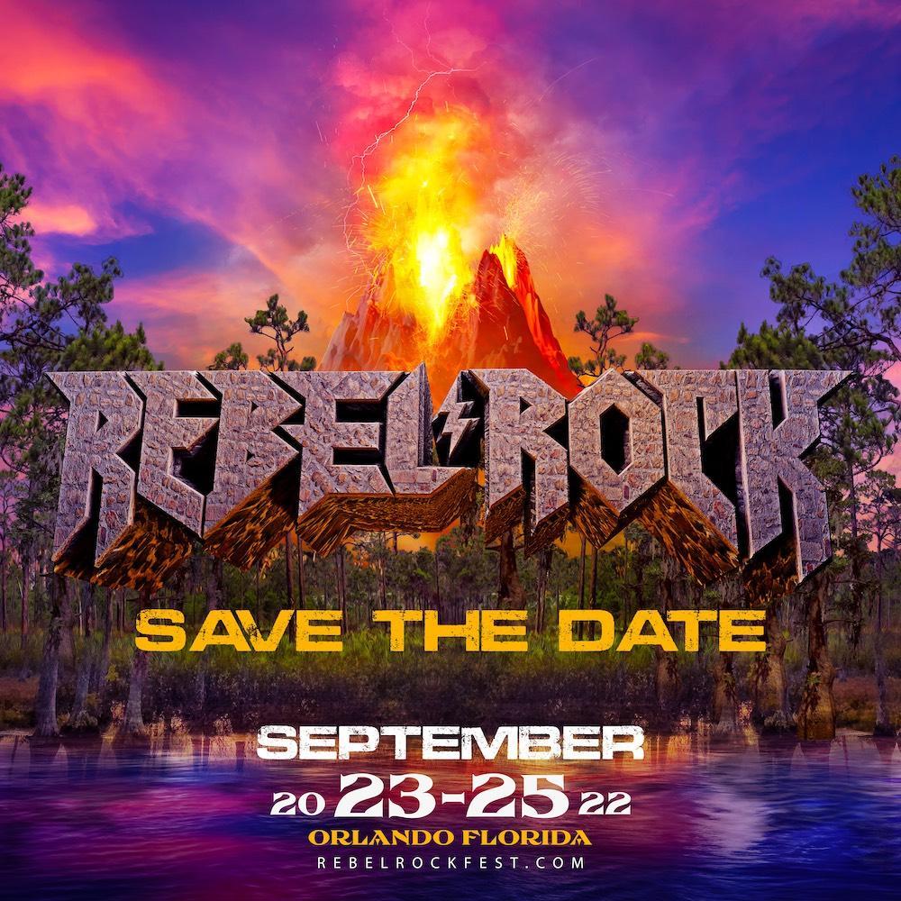 Rebel Rock Fest Sets 2022 Festival Dates