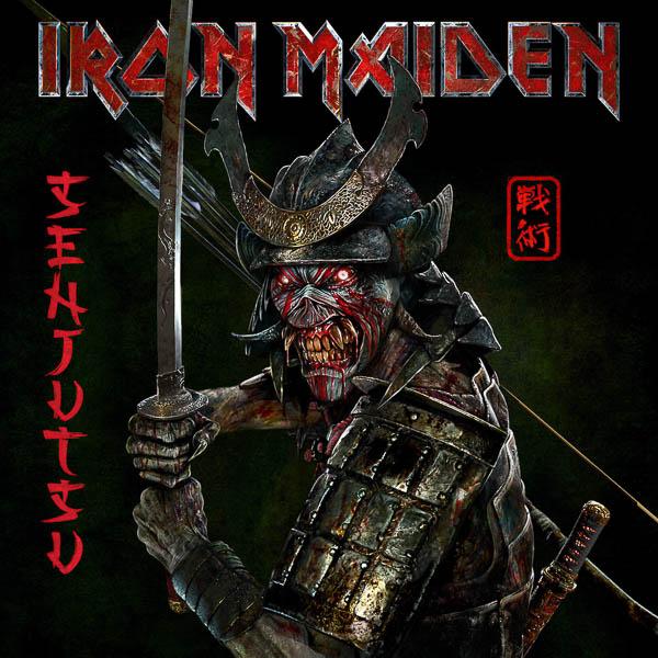 Iron Maiden confirm details of new album 'Senjutsu'