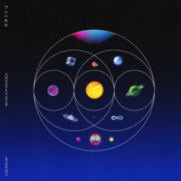 COLDPLAY ANNOUNCE MUSIC OF THE SPHERES FOR OCTOBER 15TH AND DROP ALBUM TRAILER