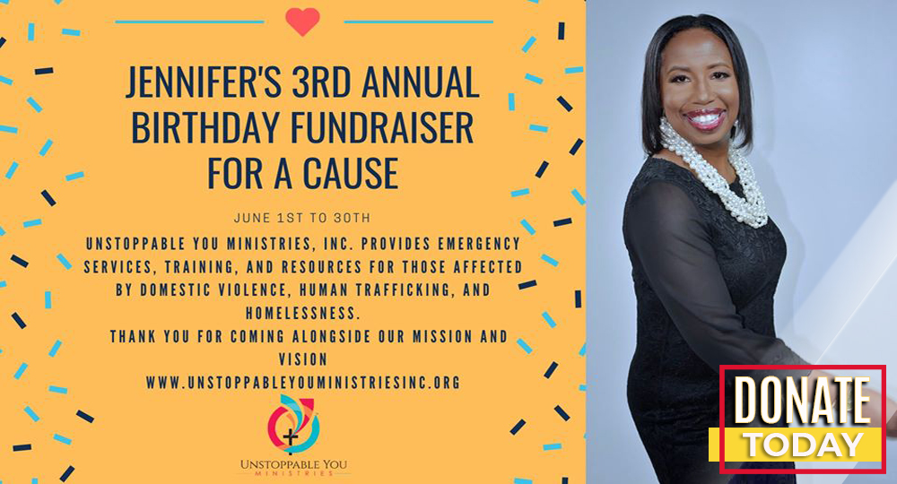 Jennifer Foxworthy's Birthday Fundraiser