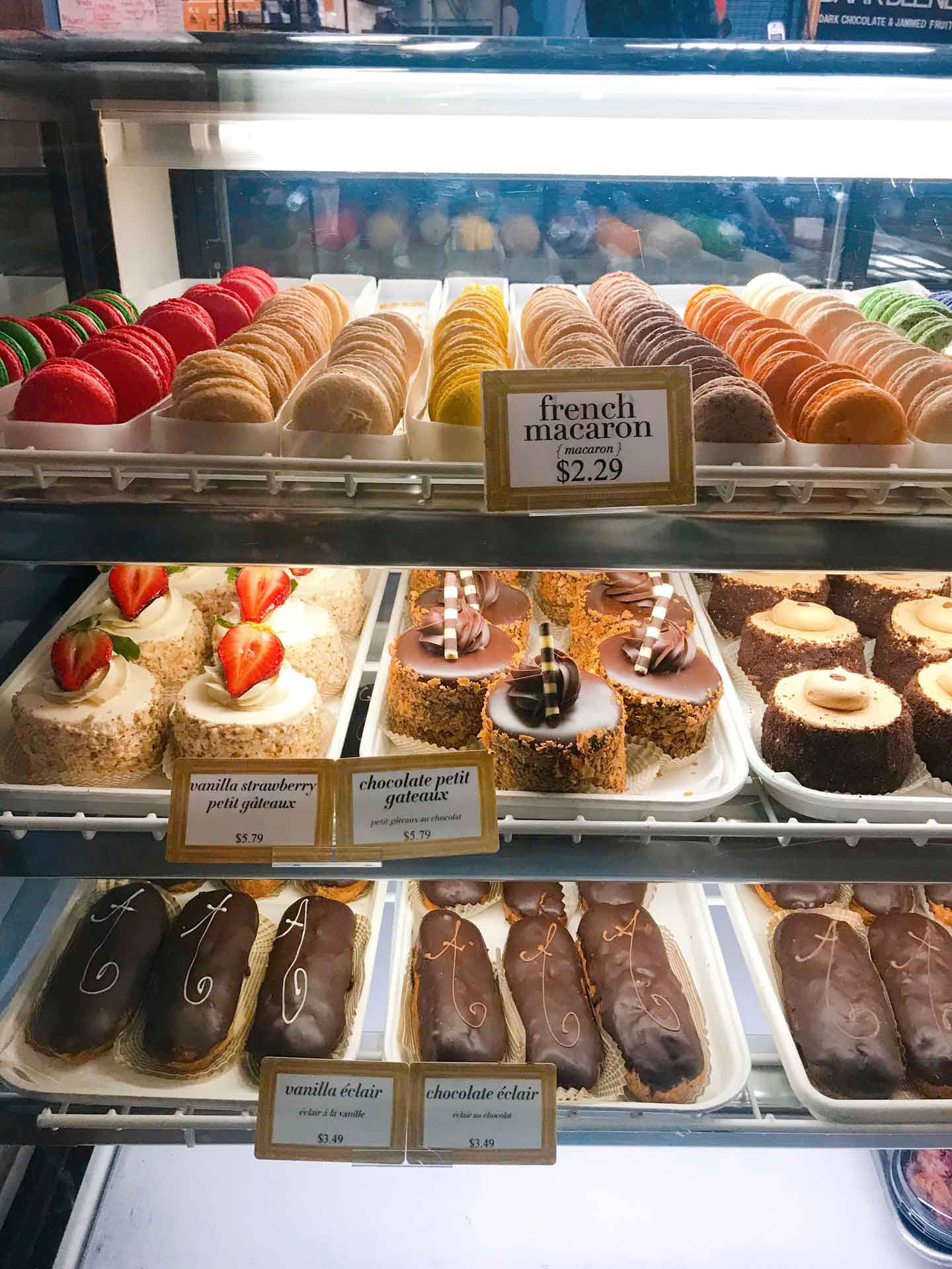 Amelies French Bakery Desserts