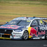 Jamie Whincup heads out of Honda during the Supercars Test, Phillip Island 2019