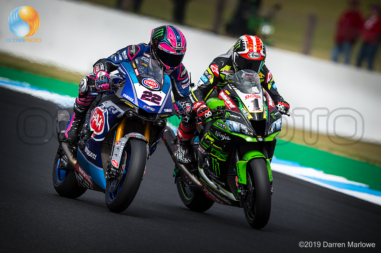 Alex Lowes goes head to head with Johnathon Rea thru MG